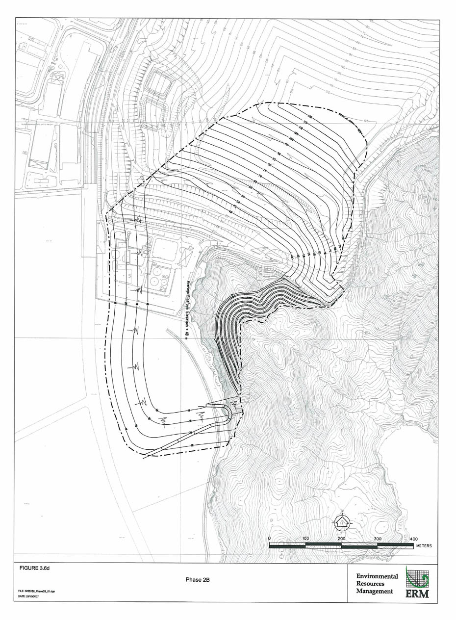 south east new territories landfill extension