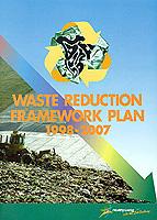Image of Waste Reduction Framework Plan poster
