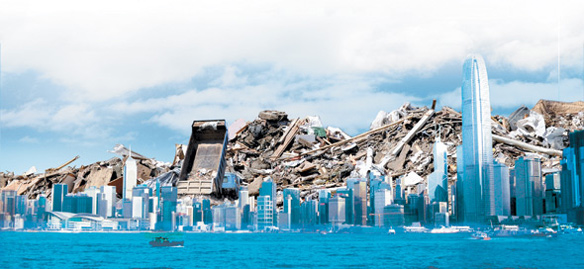 landfills problem in hong kong Zach santos investigates the problem and finds out  waste land: what happens when hong kong's  epd statistics say hong kong's current landfills will be.