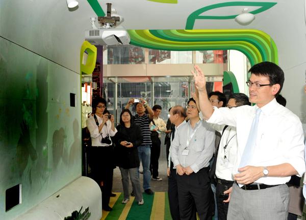 environment bureau at expo 2010 shanghai china environmental protection department. Black Bedroom Furniture Sets. Home Design Ideas