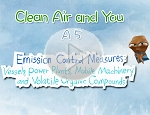 A5 - Emission Control Measures: Vessels, Power Plants, Mobile Machinery and Volatile Organic Compounds