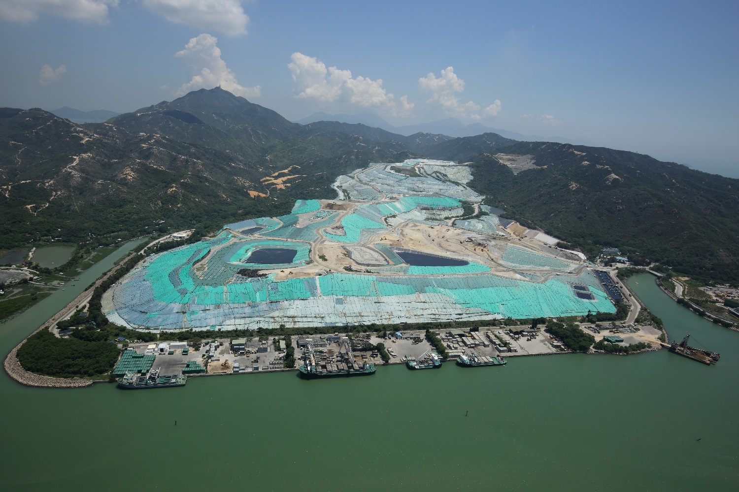 Image of West New Territories (WENT) Landfill