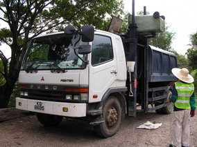 Image of Livestock Waste Collection