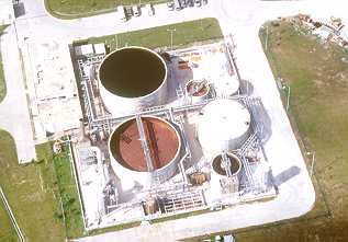Image of SENT Landfill Leachate Treatment Plant