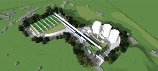 Organic Waste Treatment Facilities Phase 2