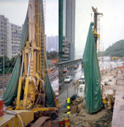 Piling | Environmental Protection Department