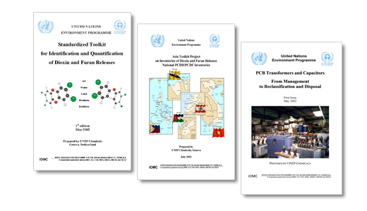 UNEP Guideline Documents