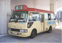 Photo of LPG Light Bus