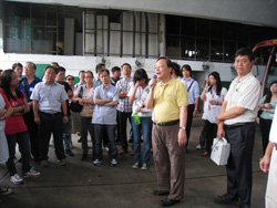 photo of Visit at Vegetable Marketing Organization (VMO)