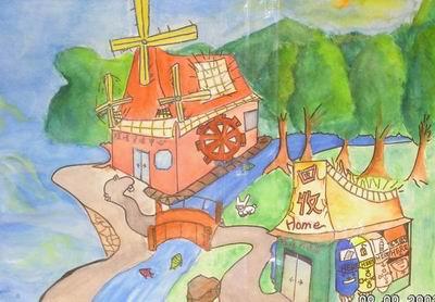 环境保护署 - 书签设计比赛及绘画比赛 - 结果公报